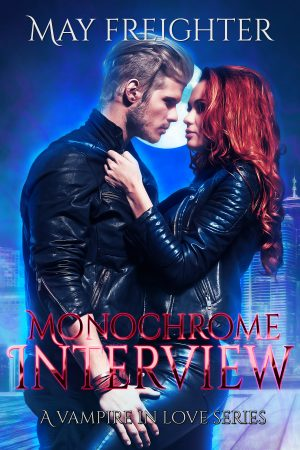 Cover for Monochrome Interview