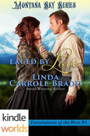 Cover for Montana Sky: Laced By Love