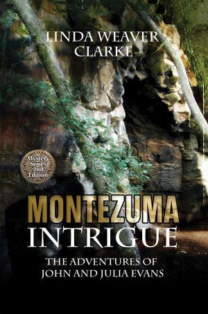 Cover for Montezuma Intrigue