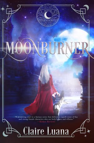 Cover for Moonburner
