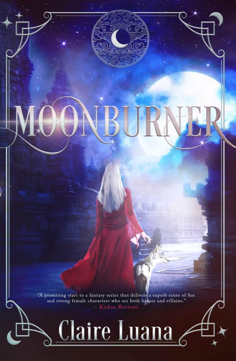 Cover for Moonburner