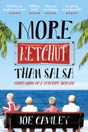 Cover for More Ketchup than Salsa