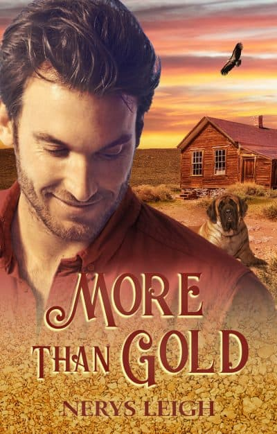 Cover for More Than Gold
