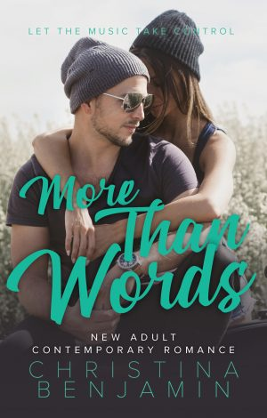 Cover for More Than Words