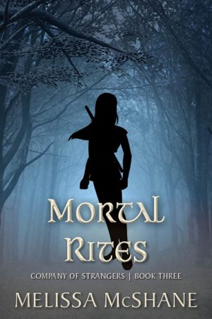 Cover for Mortal Rites
