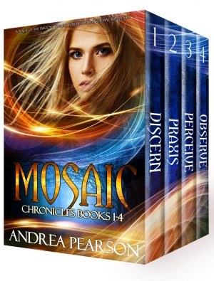 Cover for Mosaic Chronicles Boxed Set