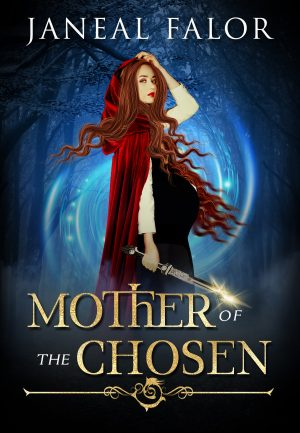 Cover for Mother of the Chosen