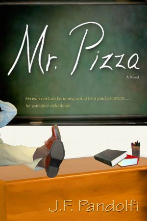 Cover for Mr. Pizza