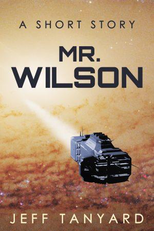 Cover for Mr. Wilson