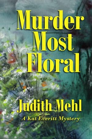 Cover for Murder Most Floral