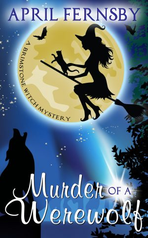 Cover for Murder Of A Werewolf