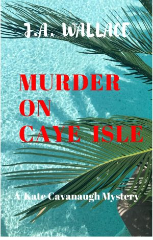 Cover for Murder on Caye Isle