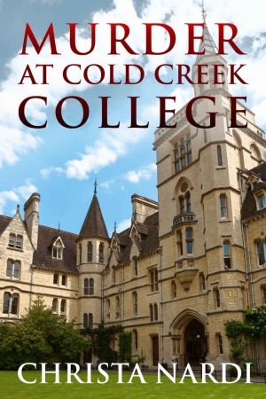 Cover for Murder at Cold Creek College