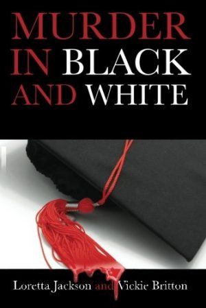 Cover for Murder in Black and White