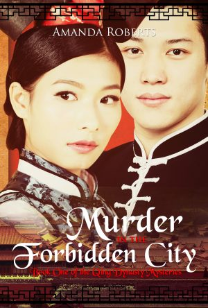 Cover for Murder in the Forbidden City