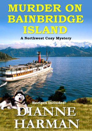 Cover for Murder on Bainbridge Island