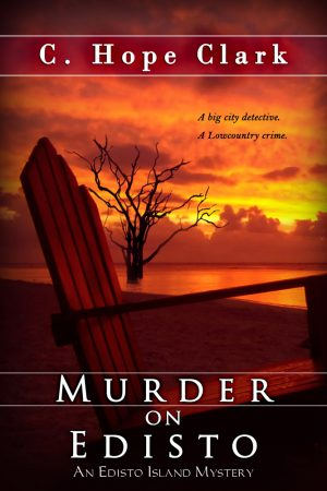 Cover for Murder on Edisto