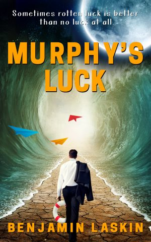 Cover for Murphy's Luck