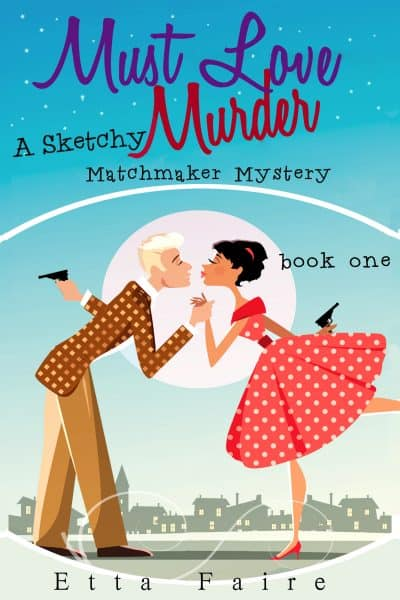 Cover for Must Love Murder