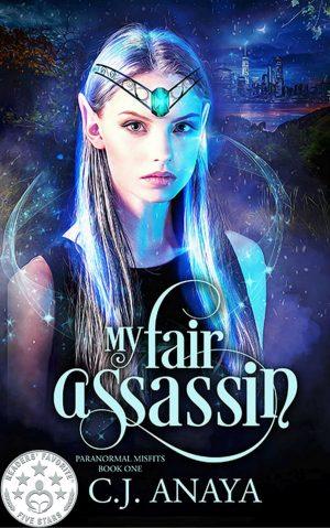 Cover for My Fair Assassin