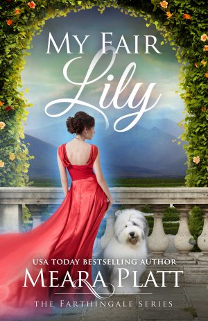 Cover for My Fair Lily