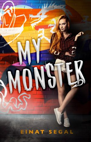 Cover for My Monster