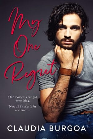 Cover for My One Regret