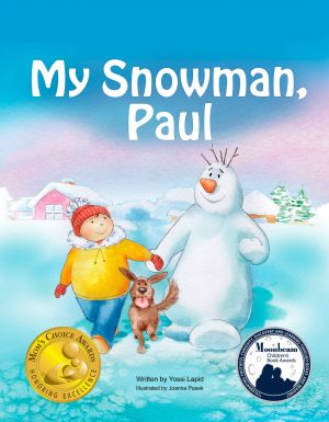 Cover for My Snowman, Paul