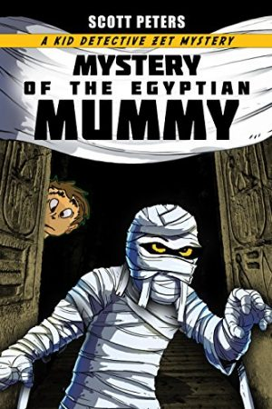 Cover for Mystery of the Egyptian Mummy