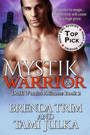 Cover for Mystik Warrior