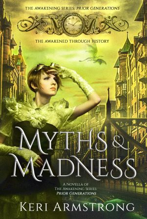 Cover for Myths and Madness