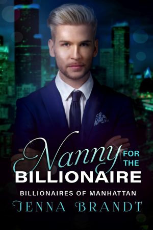 Cover for Nanny for the Billionaire