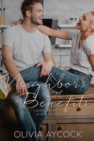 Cover for Neighbors with Benefits