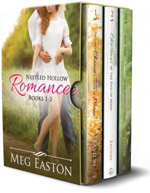 Cover for Nestled Hollow Romance
