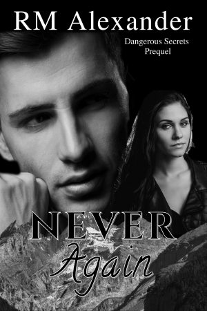 Cover for Never Again