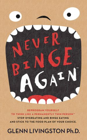 Cover for Never Binge Again