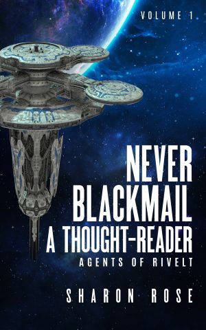 Cover for Never Blackmail a Thought-Reader