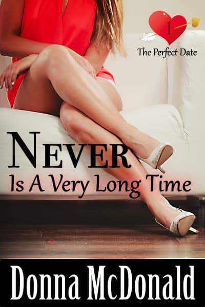 Cover for Never Is a Very Long Time