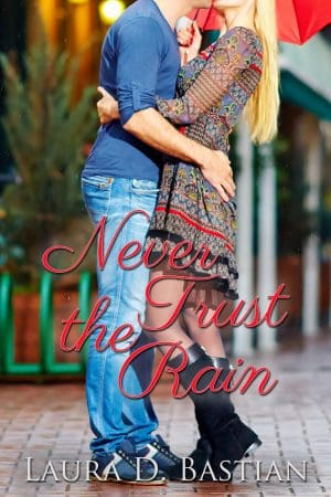 Cover for Never Trust The Rain