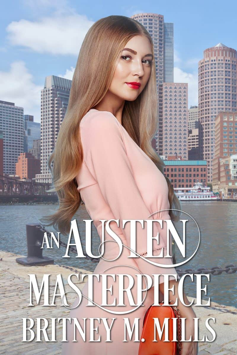Cover for An Austen Masterpiece