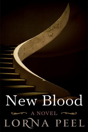 Cover for New Blood