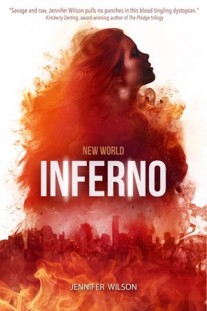 Cover for New World Inferno