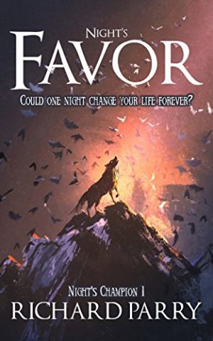 Cover for Night's Favor