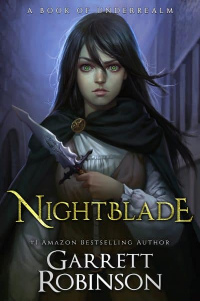Cover for Nightblade