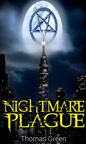 Cover for Nightmare Plague