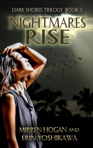 Cover for Nightmares Rise