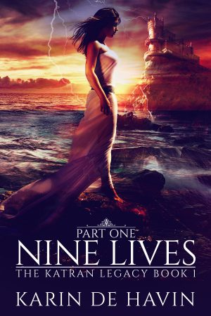 Cover for Nine Lives Part One