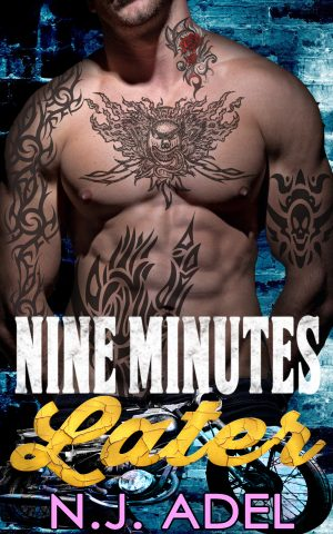 Cover for Nine Minutes Later
