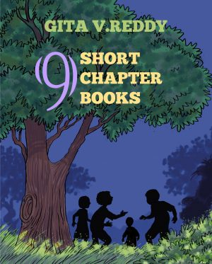 Cover for Nine Short Chapter Books
