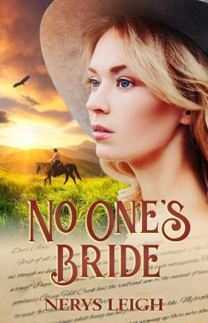 Cover for No One's Bride